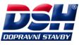 DSH dopravní stavby-logo