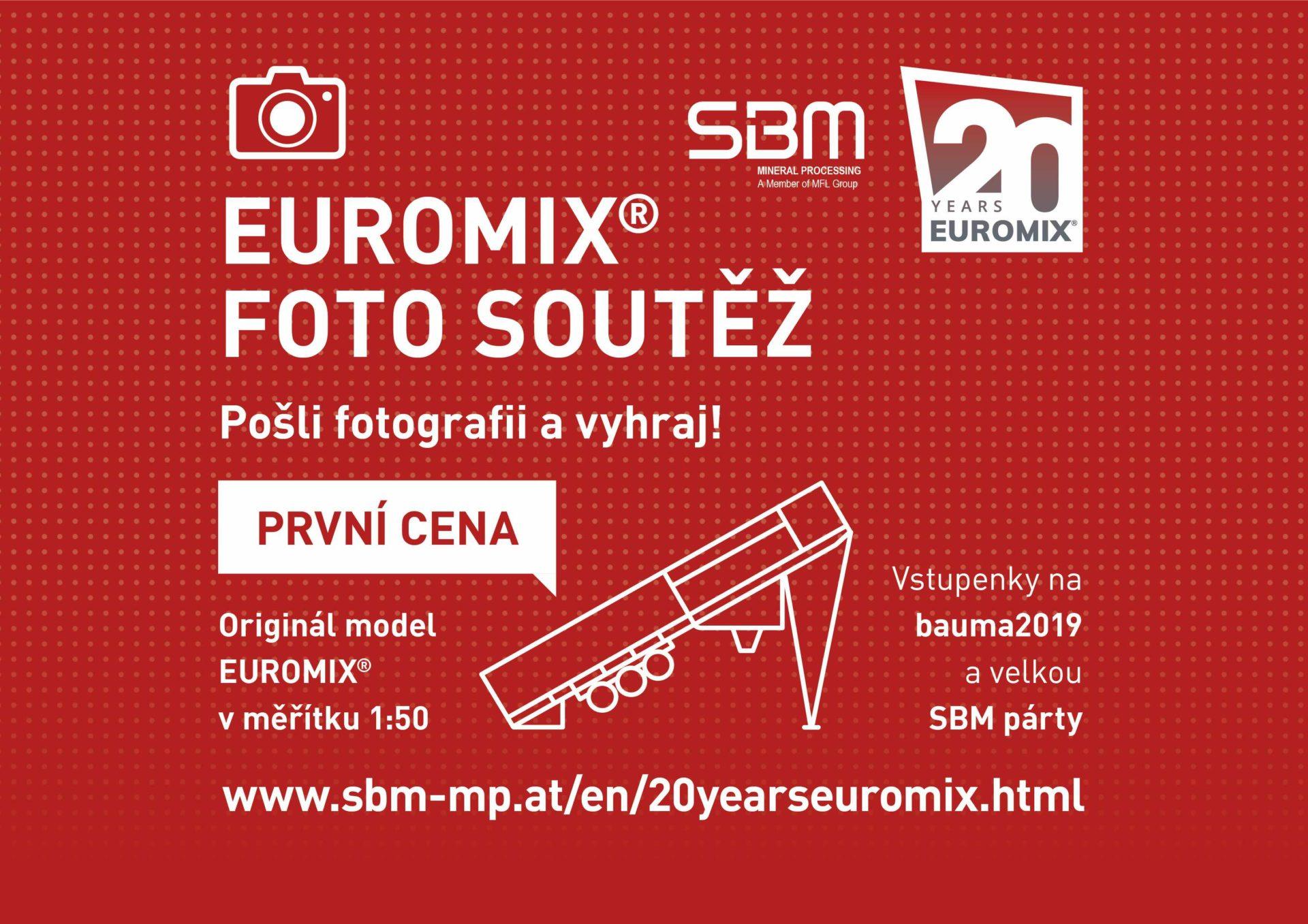 Fotosoutěž EUROMIX®